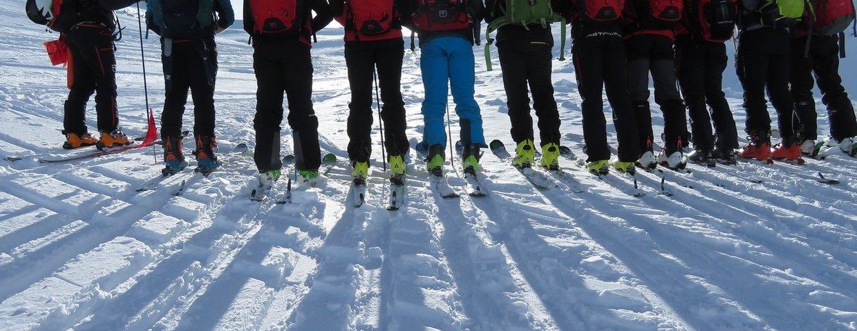 Winterübung 2021 auf der Planneralm
