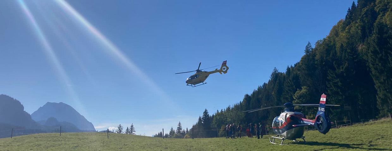 Wanderin in Wörschachklamm abgestürzt